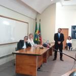 Renato Paixão, diretor da VR Projetos, durante sua palestra no Seminário de Gestão e Planejamento Tributário