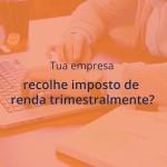 Blog Trimestral