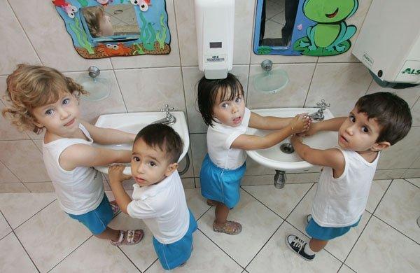 Cuidados com a Higiene