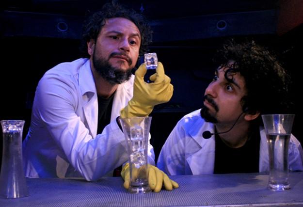 Tempo de Ciência - Buzum