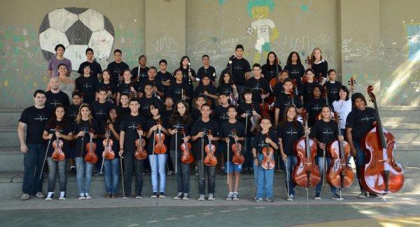 OMA Orquestra Maré do Amanhã