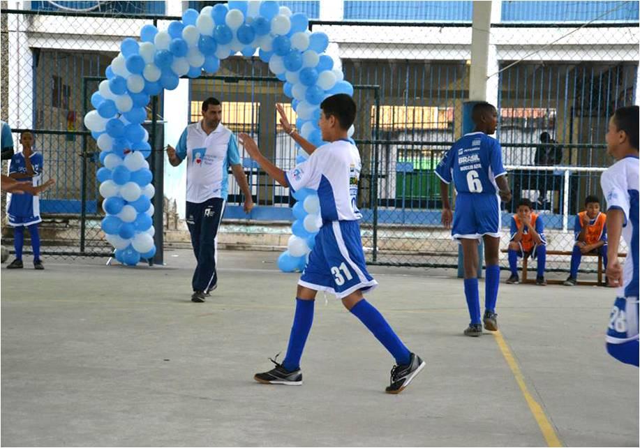 Educação pelo Esporte