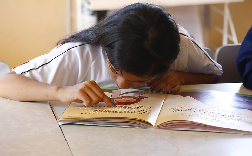 Rede de Livros e Leitura inclusiva